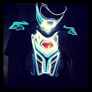 1000 images about EL WIRE LED COSTUMES on Pinterest