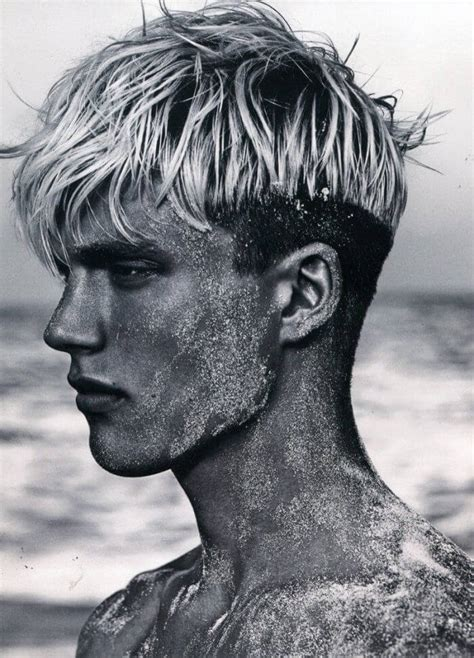 Short Hairstyles For Guys With Thick Hair