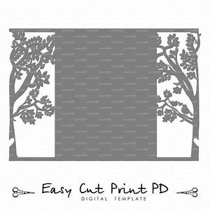 2787 best images about silhouette on pinterest stencils With cricut tree wedding invitations