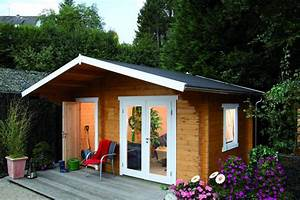 Gartenhaus Modern Holz : 2 raum gartenhaus caro 58 d online kaufen ~ Whattoseeinmadrid.com Haus und Dekorationen