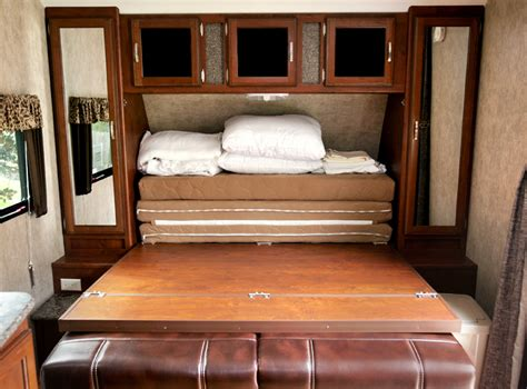 rv bunk mattress holy crap we bought an rv cer tour brownie bites