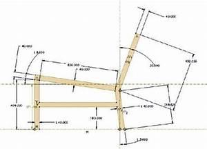 Reclining wood chair plans ~ Patt