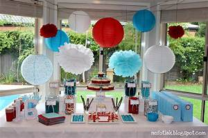 nefotlak : 16th b'day party - candy bar / dessert table
