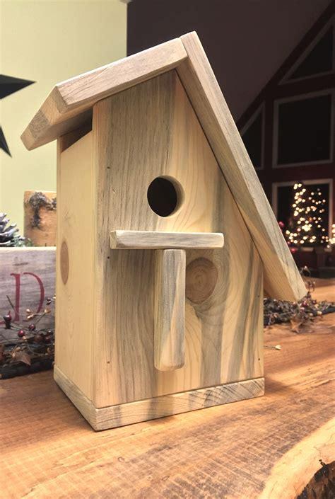 simple pine birdhouse birdhouses bird feeders bird houses bird houses diy decorative