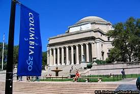 Columbia University attacked by Trump for telling truth