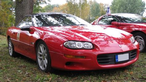 2000 Camaro Ss Horsepower by 2000 Chevrolet Camaro Z28 Ss Specifications Pictures Prices