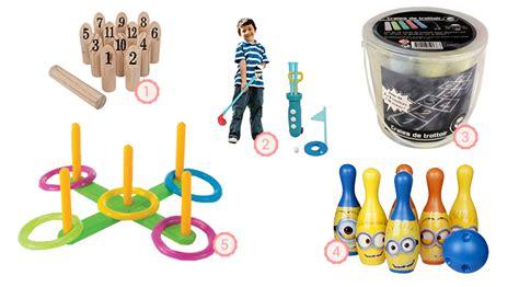 conseils jeux ext 233 rieurs pour enfants
