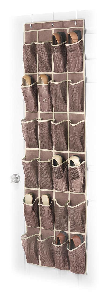 door shoe holder whitmor 6351 1253 java fashion color organizer collection
