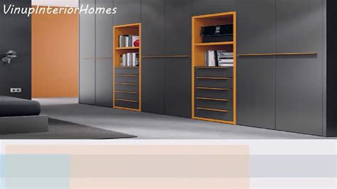 Bedroom Design For New by Best Wardrobe Designs For Bedroom New Bedroom Wardrobes
