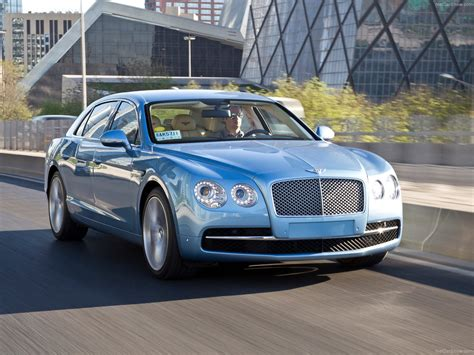 Bentley Flying Spur Picture by Bentley Flying Spur 2014 Picture 28 Of 140