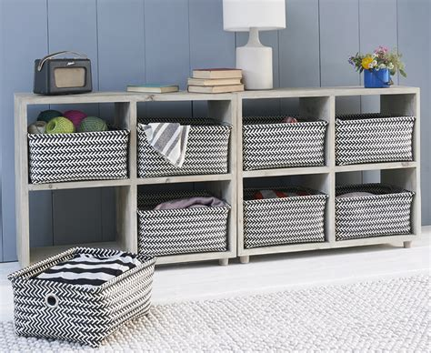 storage shelf with baskets papa shelving unit with woven baskets loaf