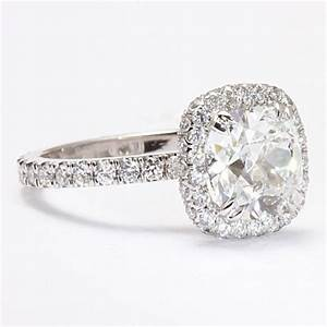 264798 diamond pave halo engagement ring kobe mark diamonds for Pave wedding rings