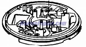 Johnson Magneto Group Parts For 1969 4hp 4r69b Outboard Motor
