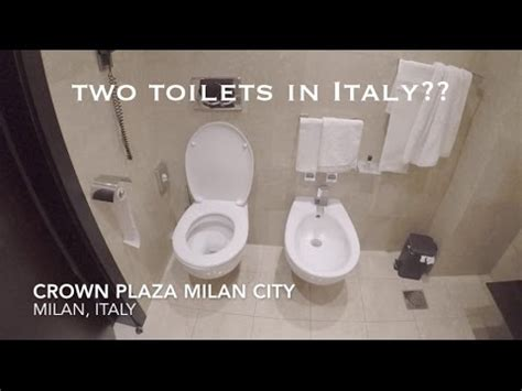 Bidet Italy - why are there two toilets in italy