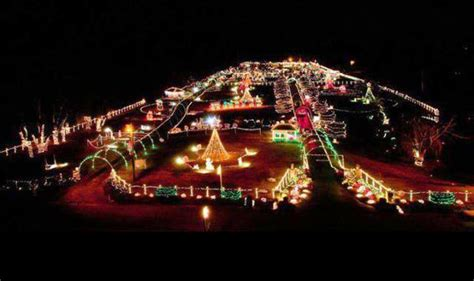 christmas lights lebanon tennessee road trip city venues create daylong
