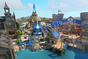 Tracking The References In Blizzard World Overwatchs New