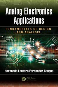 Analog Electronics Applications  Fundamentals Of Design
