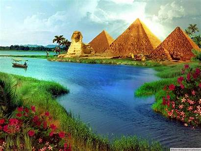 Egyptian Pyramid Wallpapers Cave