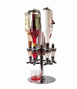Distributeur De Boisson : avec le doseur 6 bouteilles l 39 atmosph re d 39 un bar chez vous la maison ~ Teatrodelosmanantiales.com Idées de Décoration