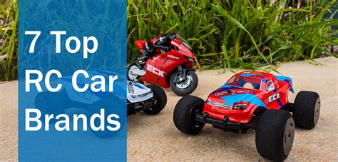 7 Top Rc Car Brands Drones