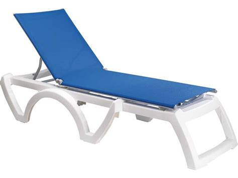 chaise solde grosfillex calypso sling adjustable chaise sold in 2