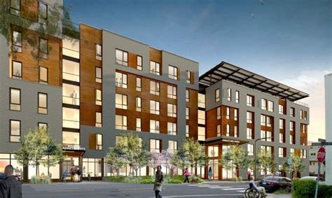 Berkeley Housing by Downtown Berkeley To Lose Parking For Affordable Housing