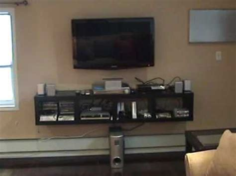 livingroom entertainment system installed  youtube