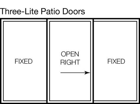 types  patio doors locking  sliding glass doors