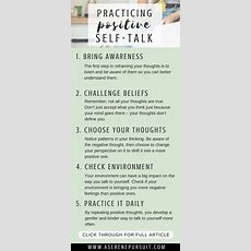 Best 25+ Negative Self Talk Ideas On Pinterest  Positive Self Talk, Self Talk And Negative Thoughts