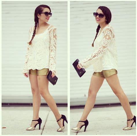 fashionista now gold chic fashion inspiration