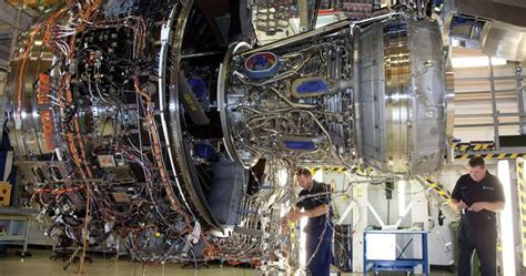 Most Powerful Engine Made 187 rolls royce flies their most powerful jet engine