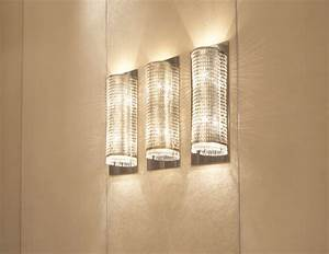 Nella vetrina visionnaire murano amanda luxury wall light