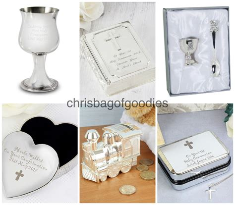 gifts for communion girl personalised baptism holy communion confirmation gifts for