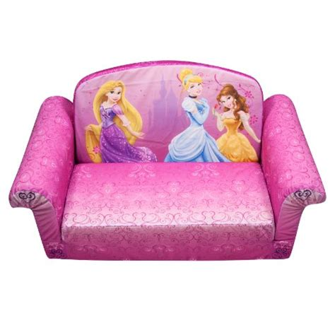 Marshmallow Flip Open Sofa Disney Princess by Marshmallow Children S Furniture 2 In 1 Flip Open Sofa