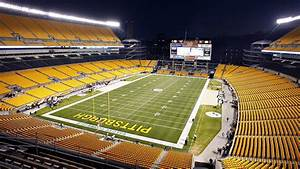 Pittsburgh Steelers Seating Chart Heinz Field