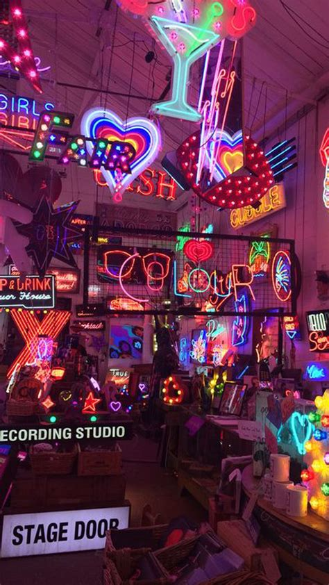 Glow Neon Aesthetic Wallpaper by Aesthetic Wallpaper Phone Wallpaper Neon
