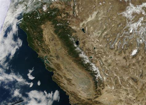 nasa  discuss earth science   california drought