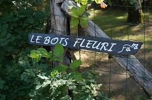 Le Bois Fleuri : jardin du bois fleuri yvre le polin ~ Yasmunasinghe.com Haus und Dekorationen