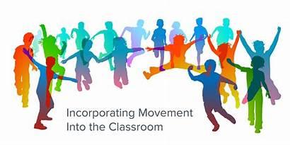 Movement Classroom Incorporating Into Mimio Tweet