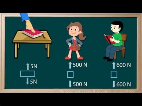 BCLN - Physics - Net Forces & Normal Force - YouTube