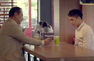 McDonald's airs commercial showing gay man coming out to ...