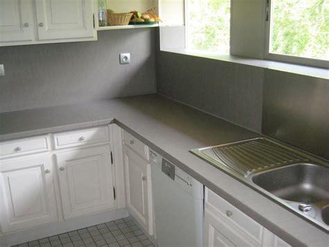 plan de travail cuisine resine resine carrelage plan de travail cuisine cuisine idées