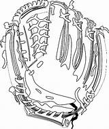 Baseball Glove Clipart Cliparts Mitt Clipartbest Svg Colouringbook February Coloring Gloves Attribution Forget Link Don Sheet sketch template