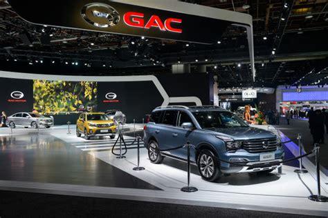 Gac Confirms European Expansion, New A10 For 2018 Paris