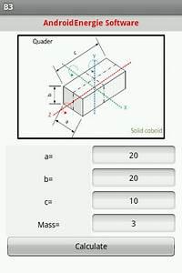 Zylinderhöhe Berechnen : massentr gheitsmoment android apps auf google play ~ Themetempest.com Abrechnung