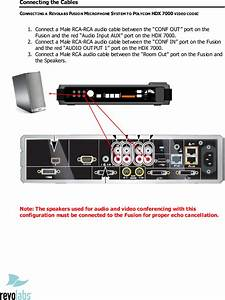 Revolabs Microphone Hdx 7000 Users Manual