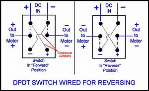 Three Position Dpdt Switch Diagram