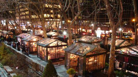 bryant park holiday market announces  vendors   york