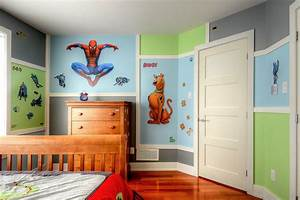 awesome idee deco chambre garcon 9 ans gallery awesome With chambre garcon idees deco