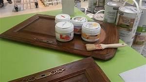 Peinture Spéciale Cuisine : peinture sp ciale meuble de cuisine youtube ~ Melissatoandfro.com Idées de Décoration